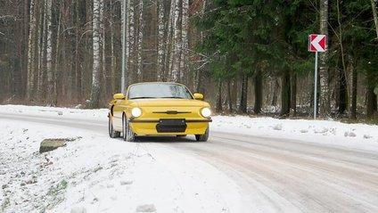 М'який дах і весь салон залишилися від Porsche - фото 1