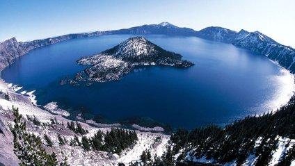 Озеро Крейтер - фото 1