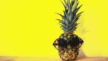 Як почистити ананас - фото 1