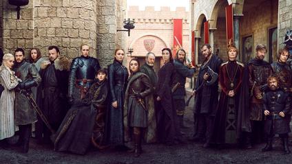 Фінальна Гра престолів вийде у квітні - фото 1