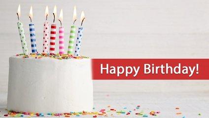 З днем народження! - фото 1
