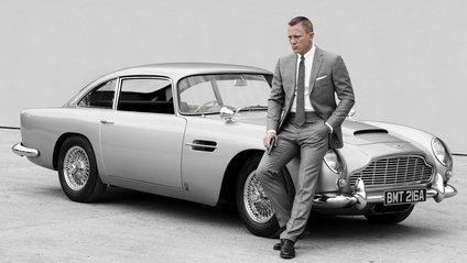 У новій серії Джеймс Бонд пересуватиметься на електромобілі - фото 1