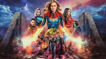 Месники: Фінал (Avengers End Game) - фото 1