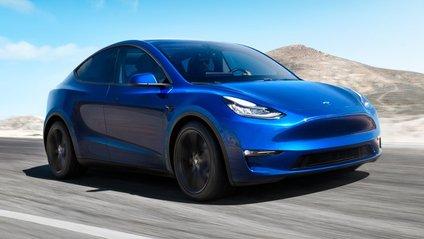 Tesla випустила електромобіль Model Y - фото 1