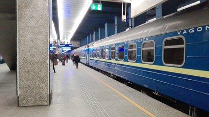 На кожен вагон пасажирам надається одна душова - фото 1