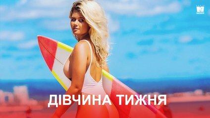 Дівчина тижня: найсексуальніша серфінгістка Холлі-Дейзі Коффі (18+) - фото 1