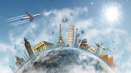 З України приїжджають туристи з усіх куточків світу - фото 1