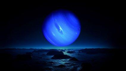 Hubble зняв Велику чорну пляму на Нептуні - фото 1