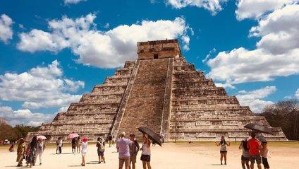 Храм майя підкорює мережу - фото 1