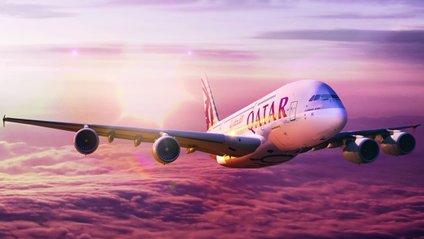 Це новий інтер'єр Airspace by Airbus і новий салон економ-класу Qatar Airways - фото 1