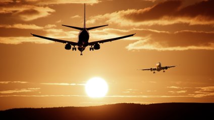 Найпопулярніший авіамаршрут - фото 1