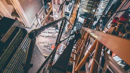 Нью-Йорк з висоти пташиного польотму - фото 1