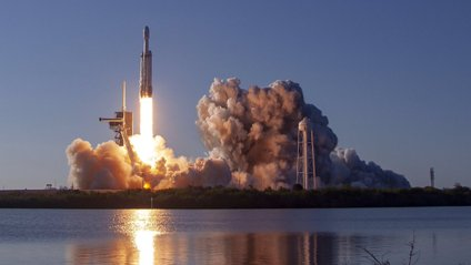 SpaceX запутила на орбіту супутник - фото 1