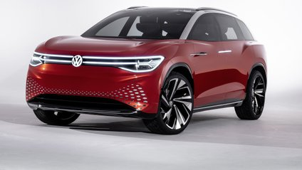 Футуристична новинка від Volkswagen - фото 1