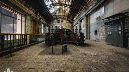 Одна з найбільших забутих електростанцій Європи - фото 1