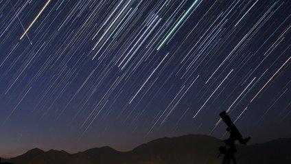 Ліріди входять у велику трійку метеорних потоків - фото 1