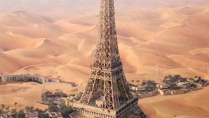Фантастичний світ у роботах француза - фото 1