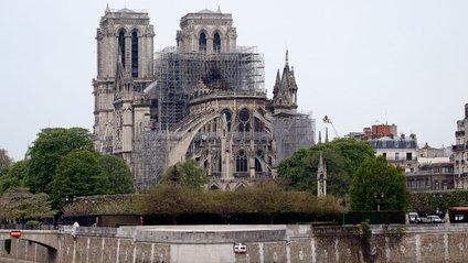 Так виглядає Собор Паризької Богоматері зараз - фото 1