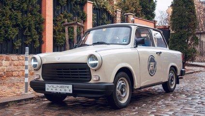 Старенький Trabant отримав нове життя - фото 1