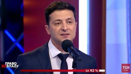 Володимир Зеленський представив свою команду - фото 1