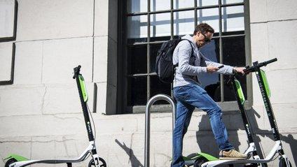 У Lime турбуються про безпеку пішоходів і водія - фото 1