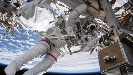 Астронавти скаржаться на стан зору після польотів - фото 1