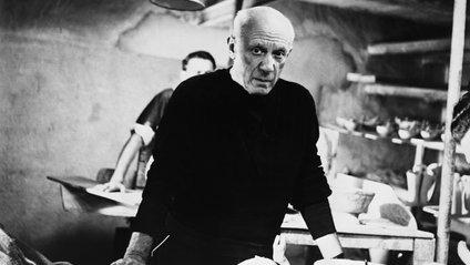Картина Пабла Пікассо тепер висить у сараї - фото 1