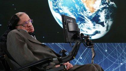 Стівен Хокінг видатний вчений, фізик, космолог і популяризатор науки - фото 1