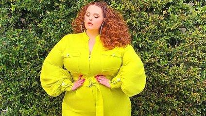 Модель plus-size Тесс Холлідей - фото 1