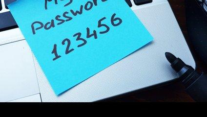 Найбільш ненадійні паролі - фото 1