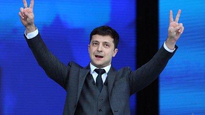 Хто привітав Зеленського з перемогою на виборах президента - фото 1