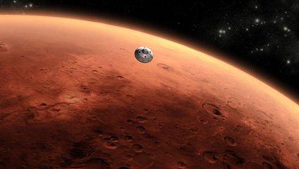 Зафіксовано підземні поштовхи на Марсі - фото 1