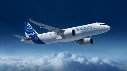 """Airbus тестуватиме """"розумний"""" салон на бортах сімейства А320 - фото 1"""