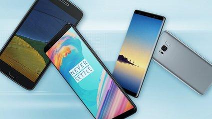 Які смартфони купувалися найчастіше у 2018 році? - фото 1