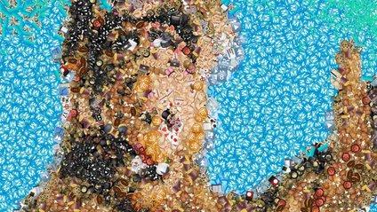 Сайт перетворює знімки на мозаїку з емодзі - фото 1