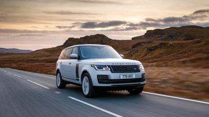 Новий Range Rover оснастили гібридною силовою установкою - фото 1