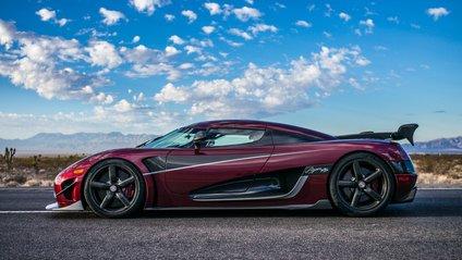 Як проходять краш-тест авто Koenigsegg - фото 1