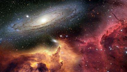 Детальне фото Всесвіту - фото 1
