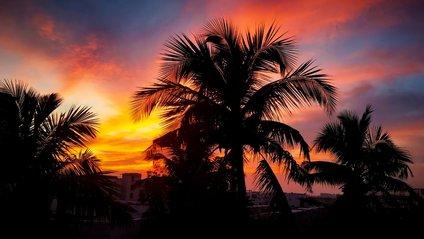 Найкрасивіший захід сонця - фото 1