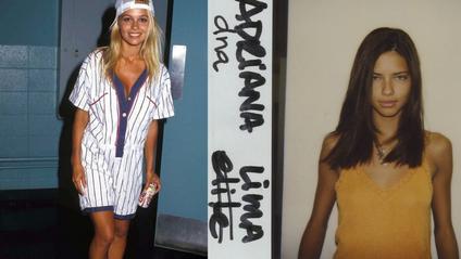 Сексуальні та зухвалі: архівні фото відомих моделей в юності - фото 1