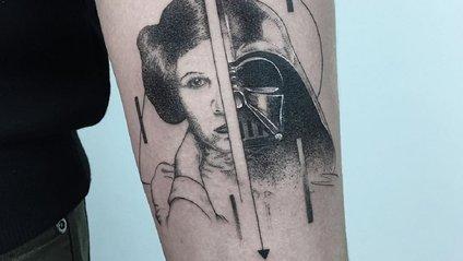 Татуювання від турецького художника - фото 1