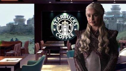 Стакан кави випадково потрапив у серіал Гра престолів - фото 1
