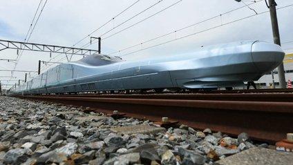 Надшвидкий потяг Alfa X - фото 1