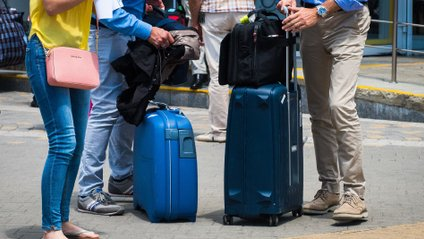Найчастіше багаж втрачають при транзиті - фото 1
