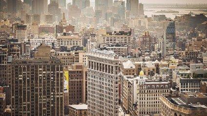 Вуличні фото Нью-Йорка - фото 1