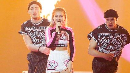 ZENA на сцені Євробачення - фото 1