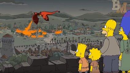 Сімпсони передбачили сюжет Гри престолів - фото 1