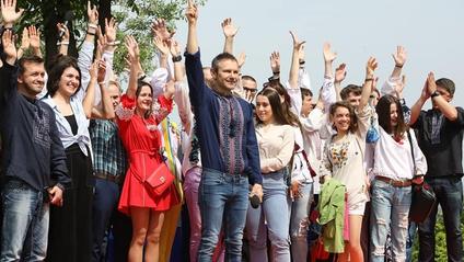 Святослав Вакарчук представив партію ГОЛОС - фото 1