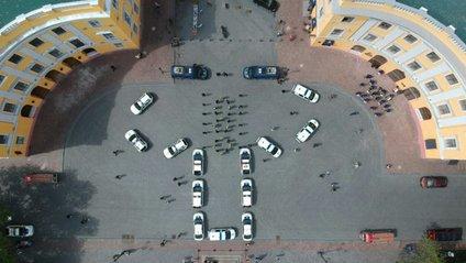 Одеська поліція привітала з Днем вишиванки - фото 1