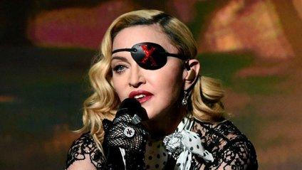 Madonna у фіналі Євробачення 2019 - фото 1